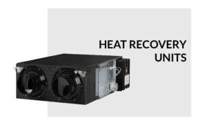 heat recovery units