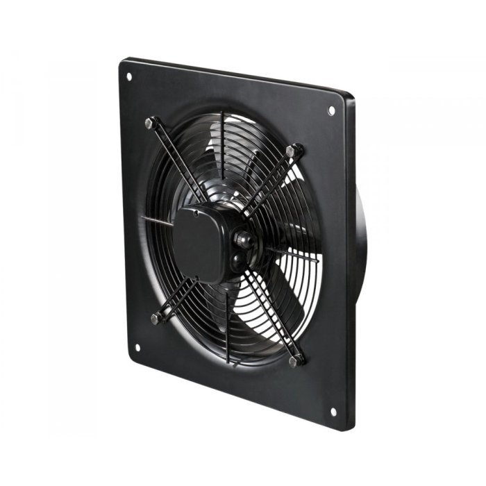 AXIAL FAN WITH SQUARE FRAME - Reventon